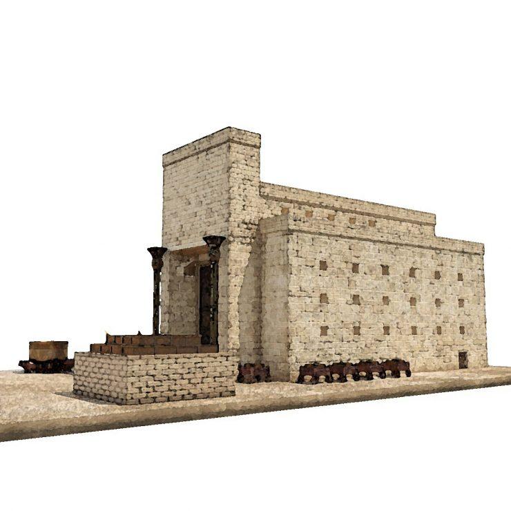 destruição do templo de jerusalém